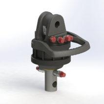 hydraulické rotátory