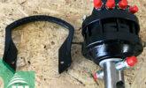 rotátor pre hydraulickú ruku