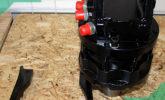 hydraulický rotátor