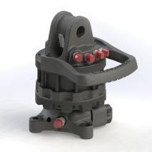 rotátor pre hydraulickou ruku